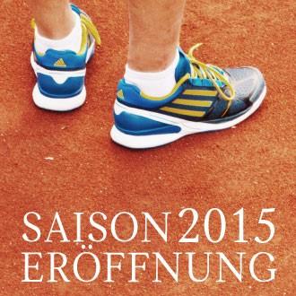 Saisoneröffnung 2015